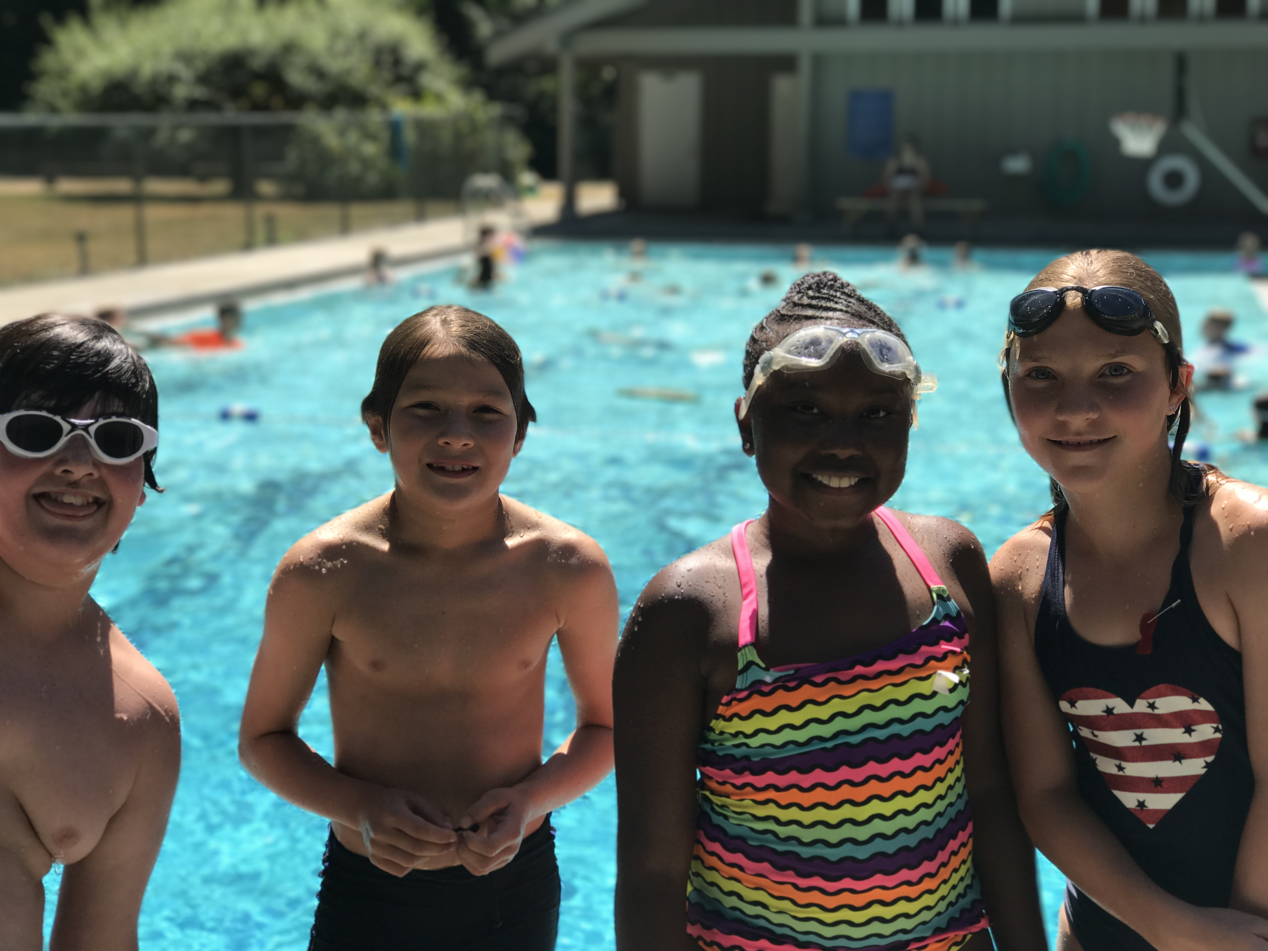 About Camp Huston - a brief description of facilities and programs